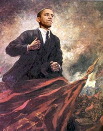 forgot Obama lenin